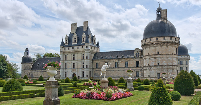 chateau valencay touraine