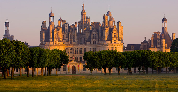 chateau chambord touraine