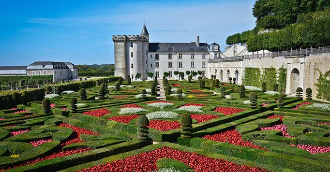 Luxury hotel touraine, Manoir Saint Thomas - Gardens touraine