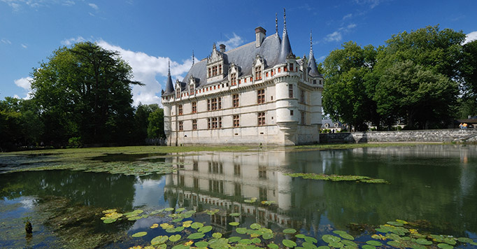 chateau touraine